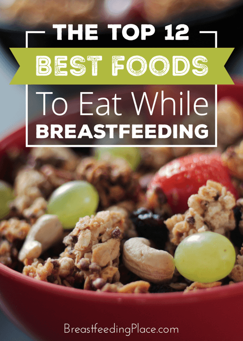 Breast feeding and what not to eat