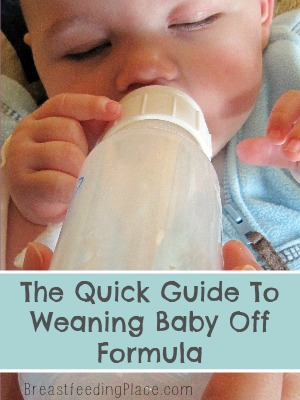 Breast off weaning