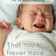 6 Tips for the First Month of Breastfeeding That You May Never Have