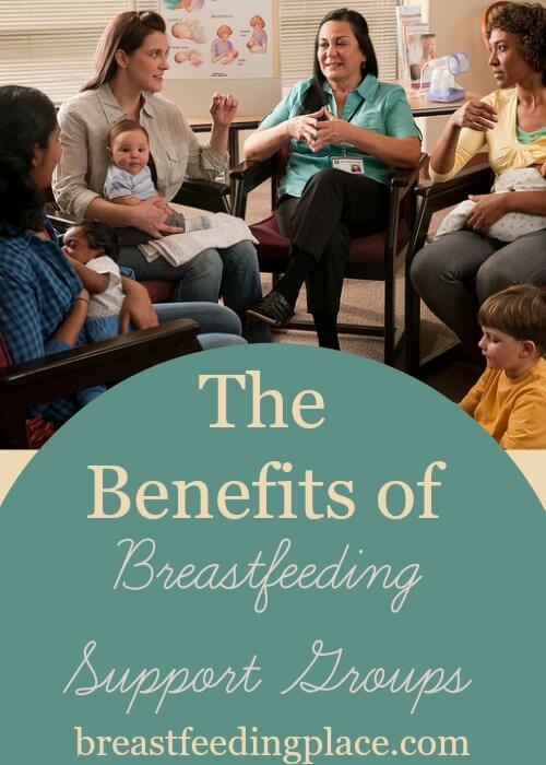The Benefits of Breastfeeding Support Groups - Breastfeeding Place