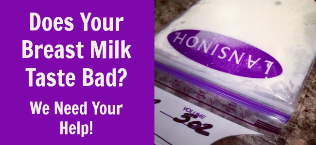 can spoiled breast milk be harmful