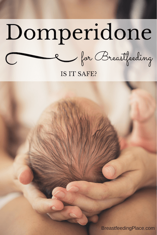 Domperidone to increase breast milk