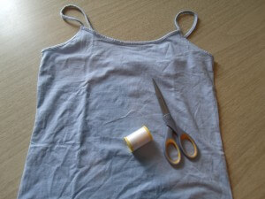 How to Make Your Own Nursing Tank Top – a Tutorial