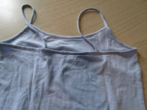 DIY nursing tank tutorial