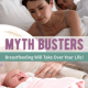 Myth Busters: Breastfeeding Will Take Over Your Life