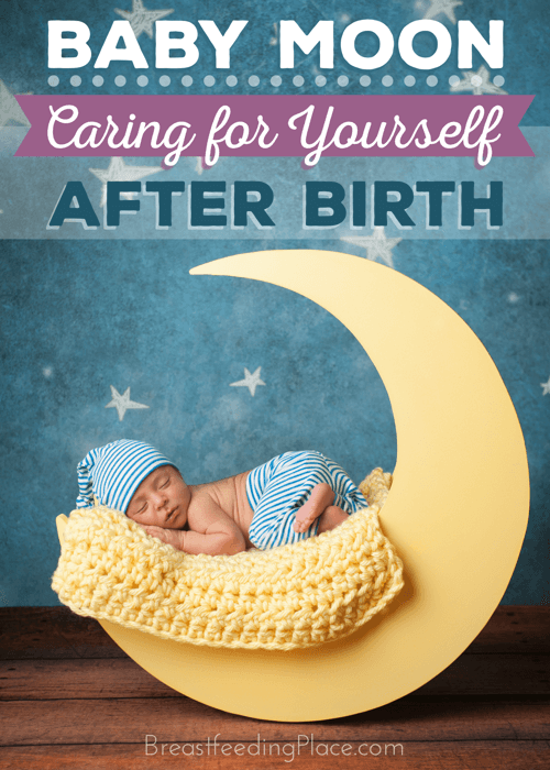 Caring for yourself after birth