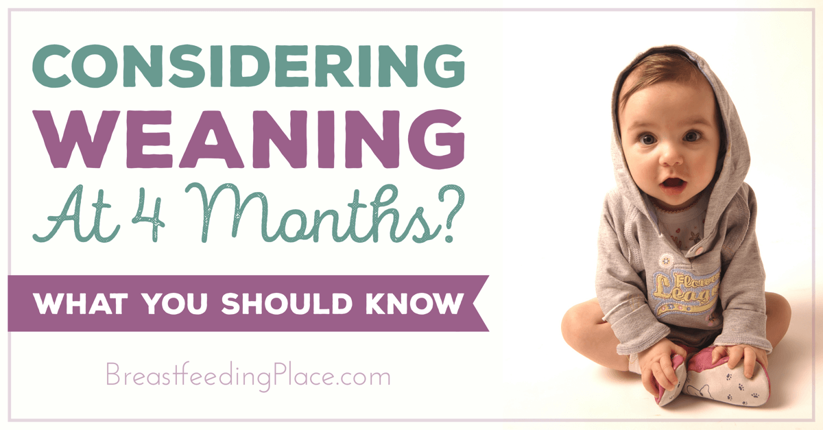 ConsideringWeaningAt4Months-WhatYouShouldKnow-FB
