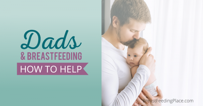 dads and breastfeeding