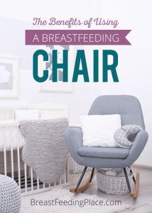 Benefits of Using a Breastfeeding Chair FB